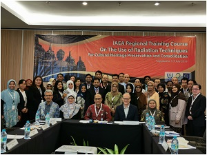 <p>IAEA Regional Training Course 2019</p>